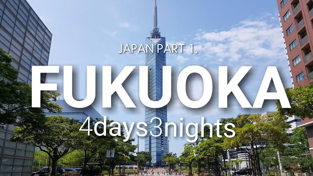 JAPAN - FUKUOKA