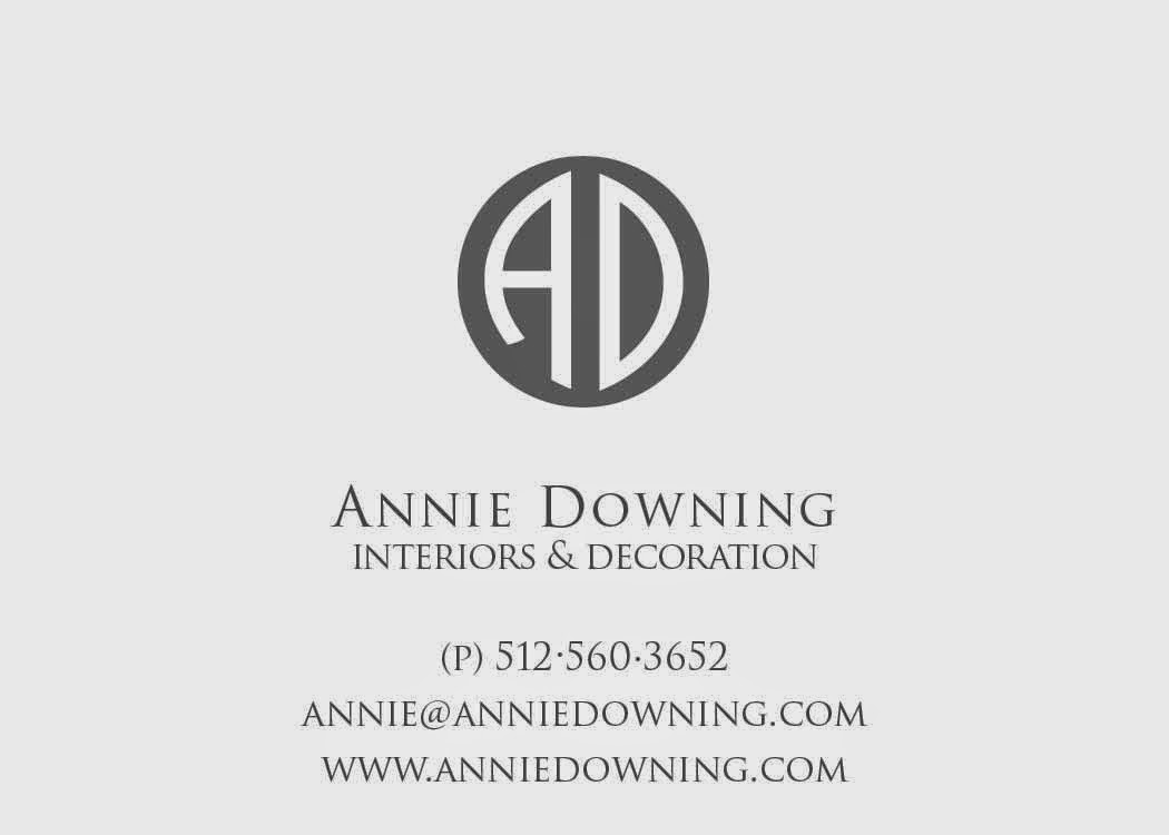 annie downing interiors & decoration