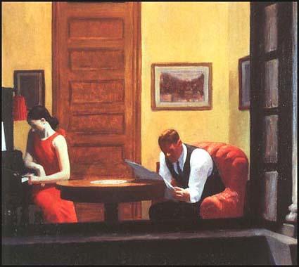 INSPIRATION: ARTIST EDWARD HOOPER