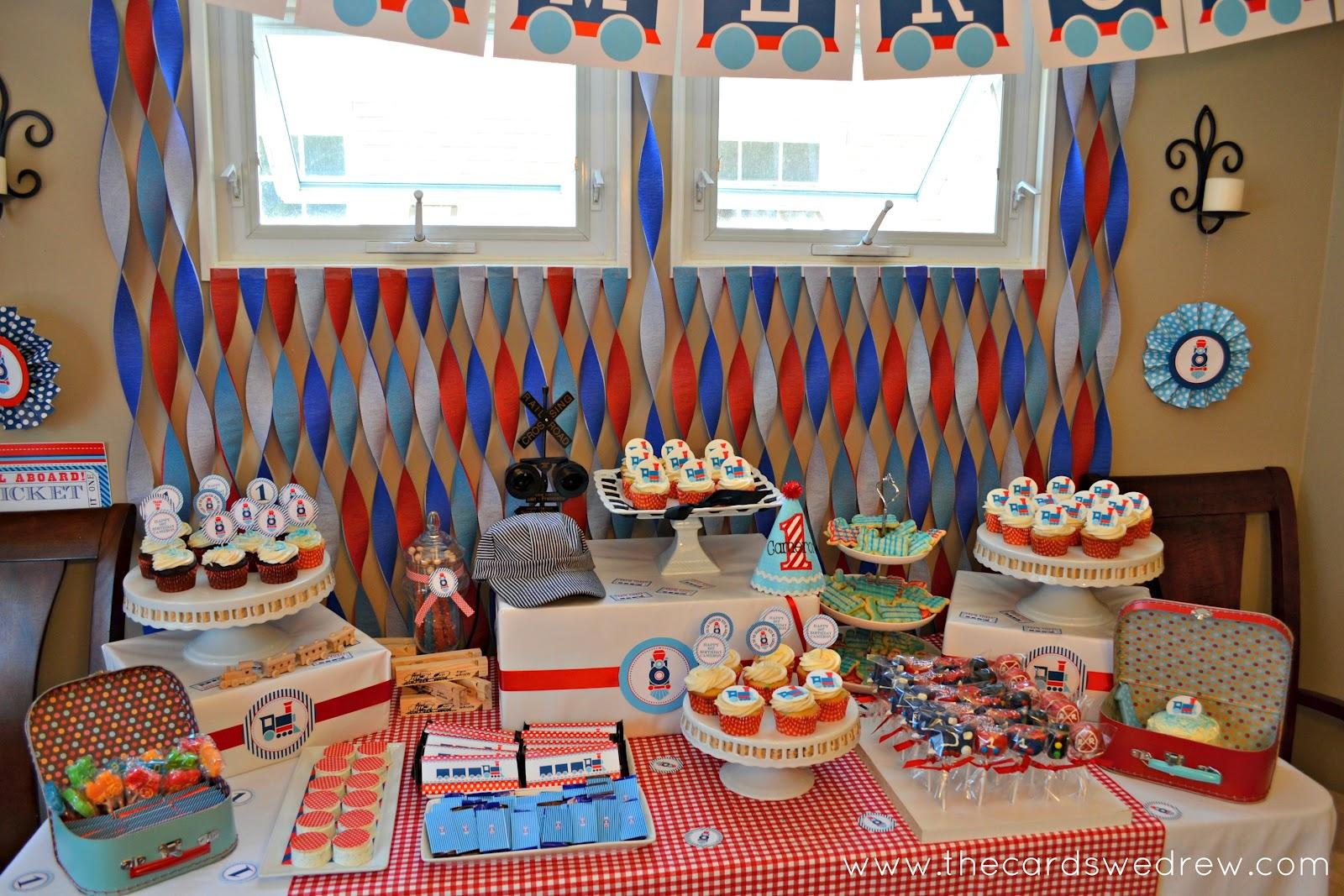 Railroad Cake Pops