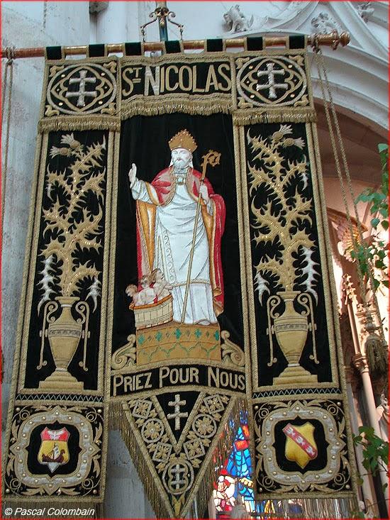 Le petit journal de pascal la basilique de st nicolas de port - Basilique de saint nicolas de port ...