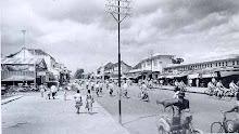 Pasar Bringharjo Yogyakarta Ca.1910