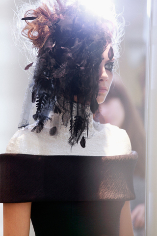 JANKE Finest Accessories: Haute Couture | CHANEL Spring 2013 Couture