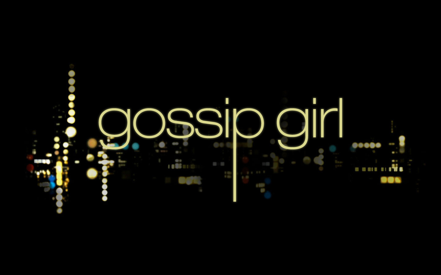 New York I Love You Xoxo Quotes : Crossover: [LIVROS/SeRIE] Gossip GirlxGossip Girl