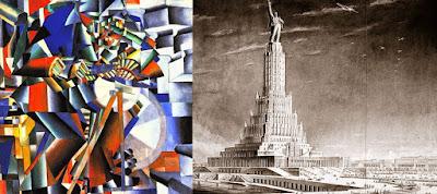 Genç Sovyet Sineması Gelecekçilik - Fütürizm