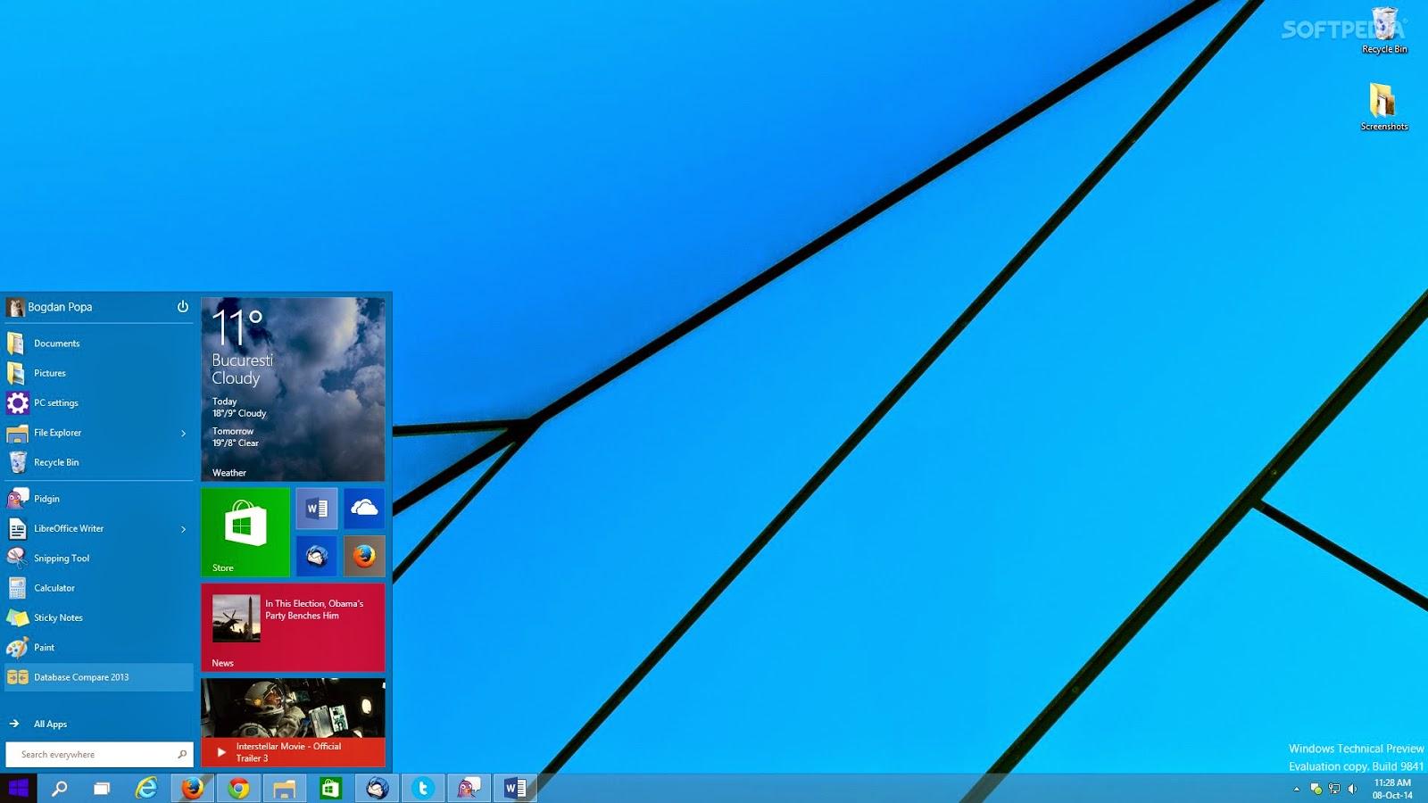Ilustrasi Windows 10 - 2