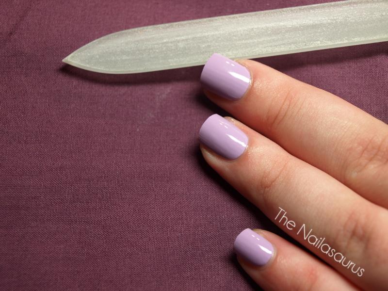 How I Trim and Shape My Nails - The Nailasaurus | UK Nail Art Blog