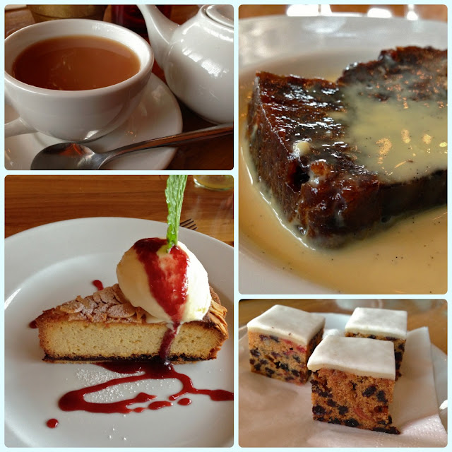 The Cherry Tree, Blackrod - Desserts