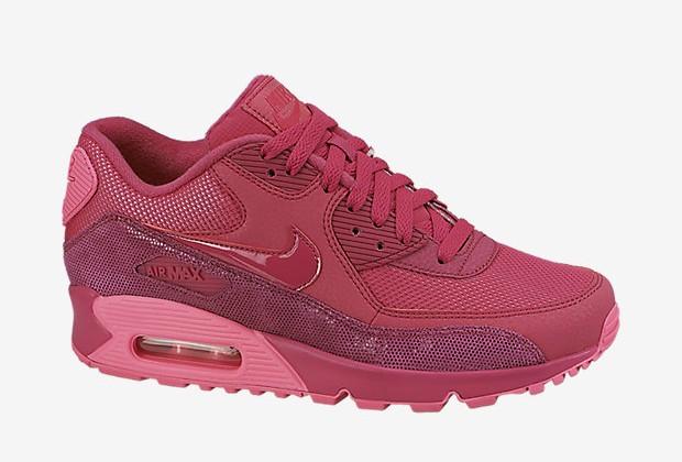 Nike Air Max 90 Premium color rosa