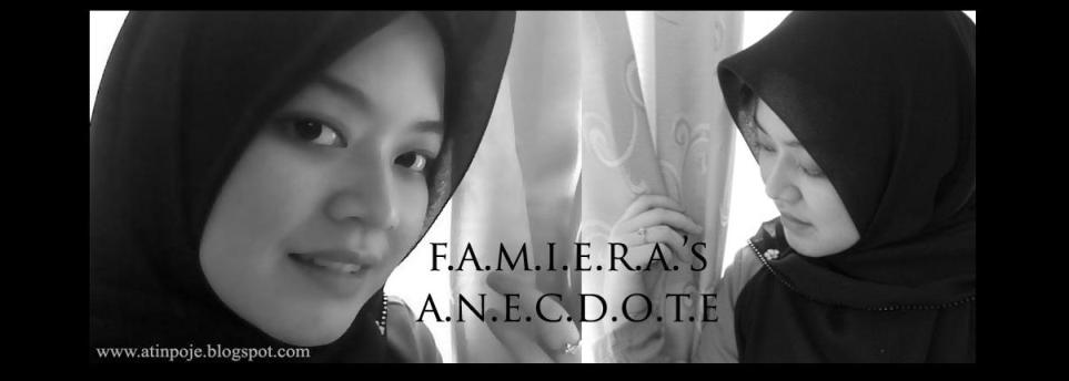 Famiera's Anecdotes