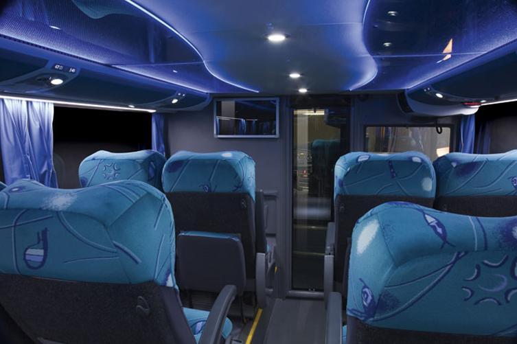 kaio design bus bahia marcopolo paradiso g7 double decker. Black Bedroom Furniture Sets. Home Design Ideas