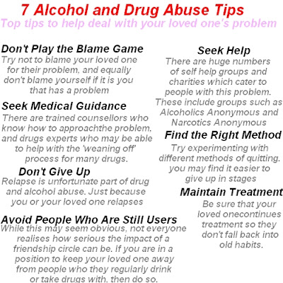 What is alcohol and substance abuse