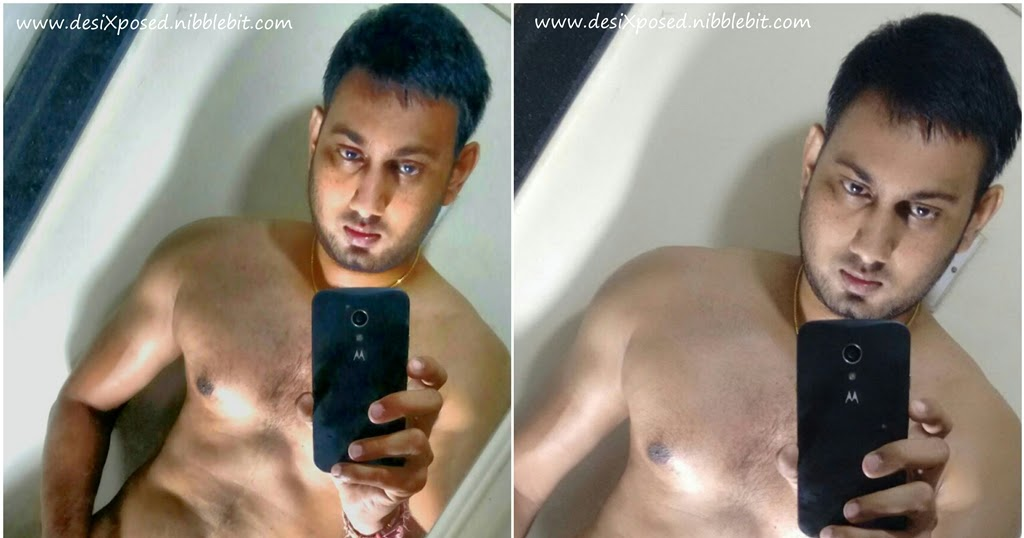 Desi Gay Desires: De-Selfie Naked 11
