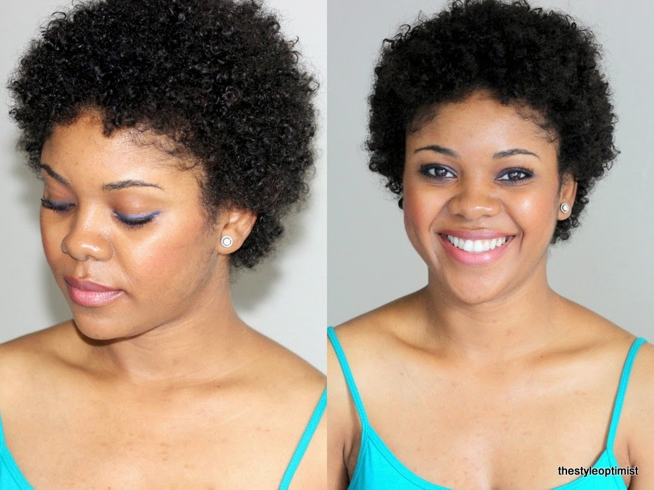 big chop, twa, natural hair, how to wear twa, 5 ways to wear twa,mac lady danger