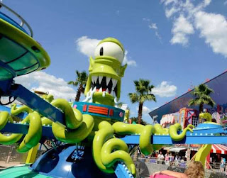Universal Orlando Resort (Best Honeymoon Destinations In USA) 9