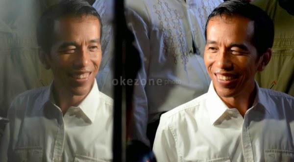 Cerita Seram di Kantor Jokowi