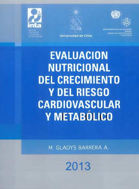 Evaluaci n nutricional del crecimiento y del riesgo for Antropometria libro