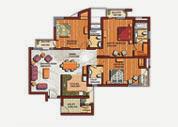 Czar Suites :: Floor Plans