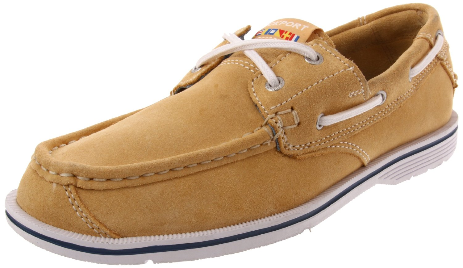 leather shoes for mens rockport s seacoast drive boat