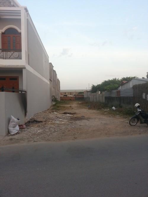 Bán đất mặt tiền dĩ an – bình dương thuận tiện xây nhà trọ