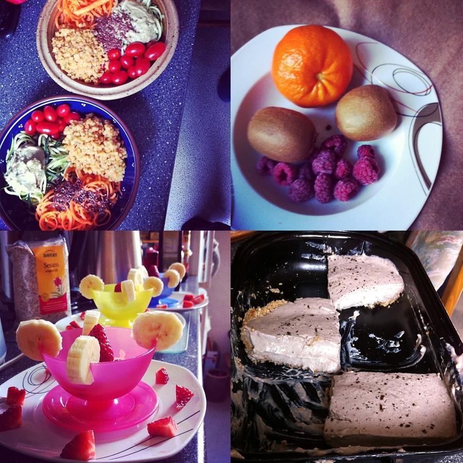 rawvember food vegan kitchen