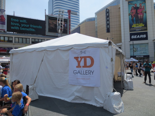 YD Toronto, youth day toronto, artist, yd toronto art gallery, portrait artist, portrait, beautiful ambiguity, malinda prudhomme