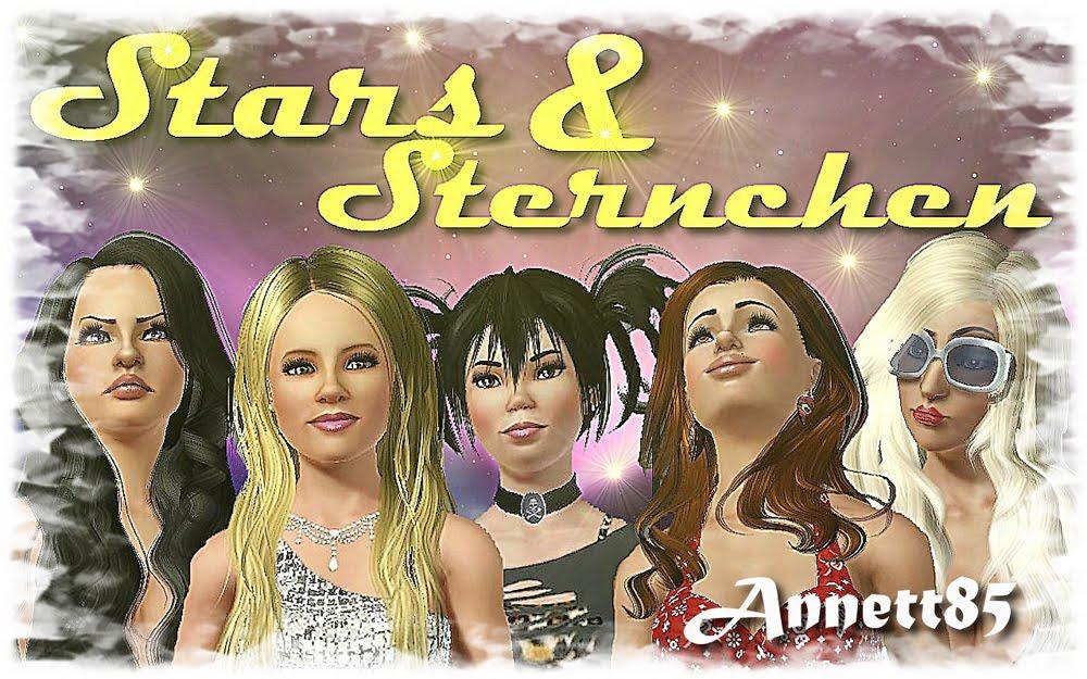 Sims 3 Stars & Sternchen