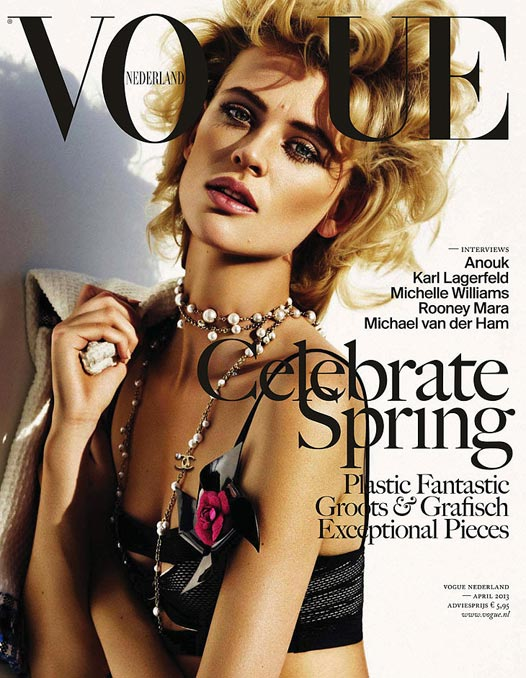 vogue netherlands april 2013
