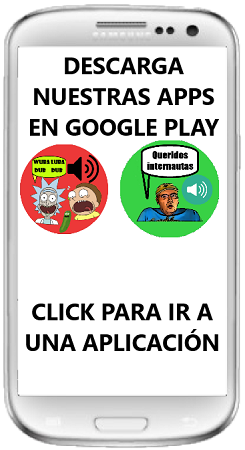 DESCARGA NUESTRAS APPS EN GOOGLE PLAY