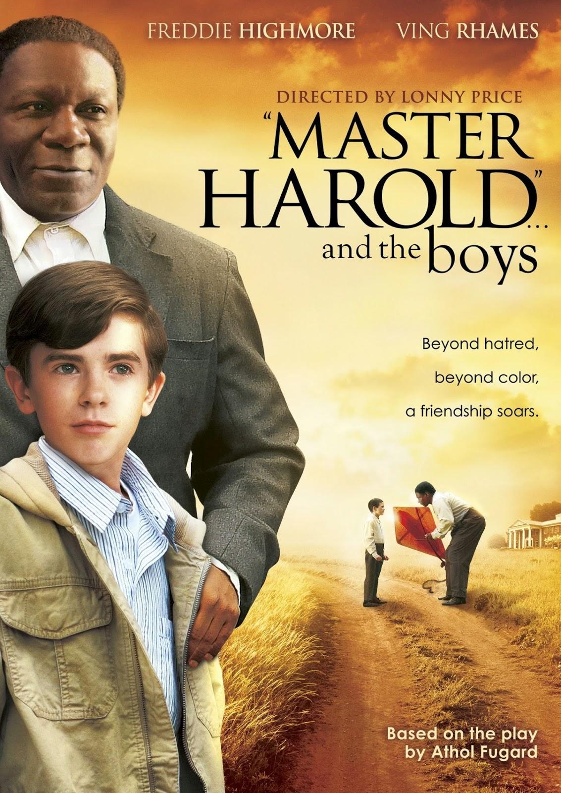 Master Harold…and the Boys 2010