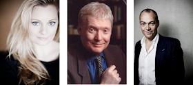 Lucy Crowe, Graham Johnson, Christopher Maltman