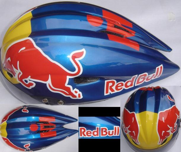 capacete redbull