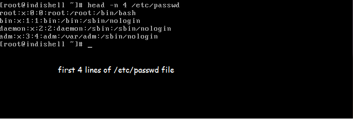 etc/passwd file | Start With Linux | Mannu Linux