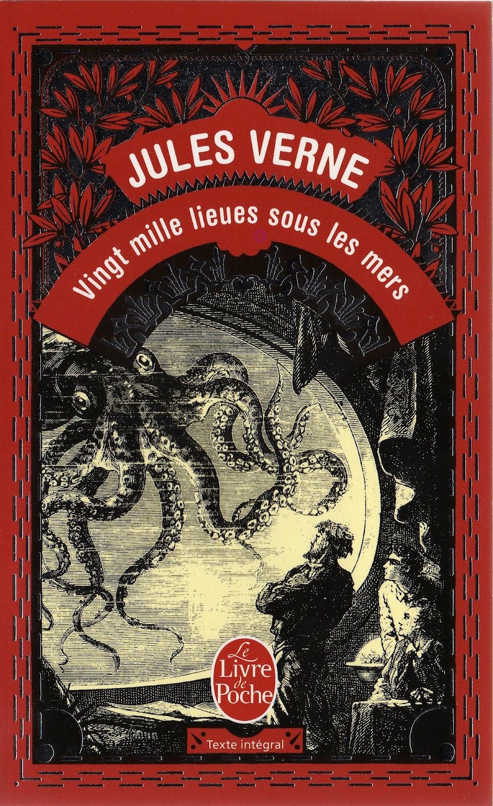 Jules verne 27 05 12 3 06 12 - Cent mille lieues sous les mers ...