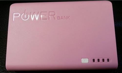 Pin dự phòng Power Bank 12.000mAH mẫu mới giá rẻ dukitashop