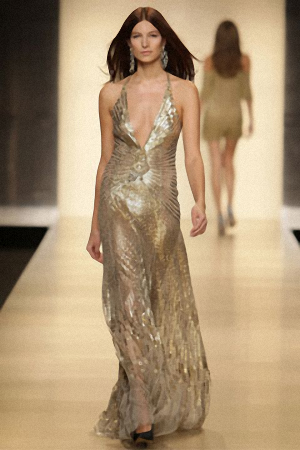 Some Models Dress Women: Jenny Packham Evening Dresses