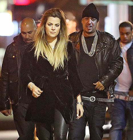 "does khloe kardashian dating french montana The kardashian's french montana is not dating khloe k  word of french montana and khloe k ""dating is being  and look pretty)that's what she does."