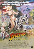 SHEENA, A RAINHA DAS SELVAS - 1984