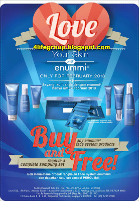 Enummi Promotion February 2013