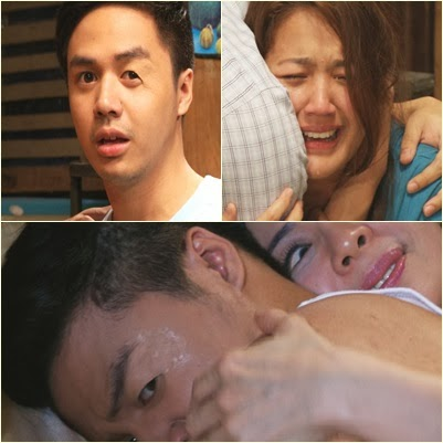 Sam Concepcion and Ynna Asistio with Giselle Sanchez in MMK