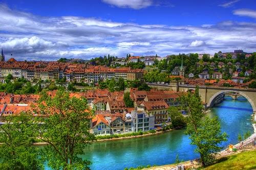 السياحة في مدينة بيرن السويسرية