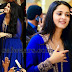 Anushka Shetty Blue Latest Salwar