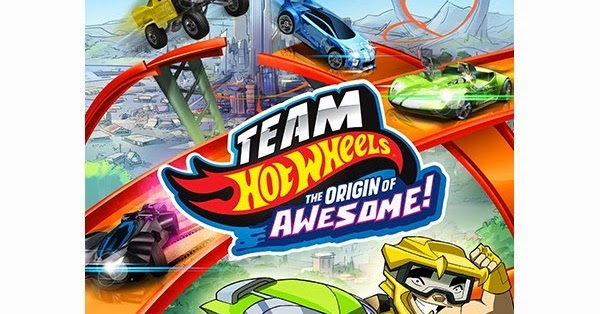 team hot wheels the origin of awesome games