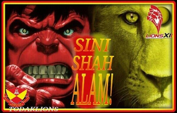 Live Streaming Selangor vs Lions XII 27 April 2013 - Liga Super 2013
