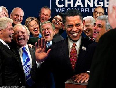 Nuevo Orden Mundial, obama illuminati