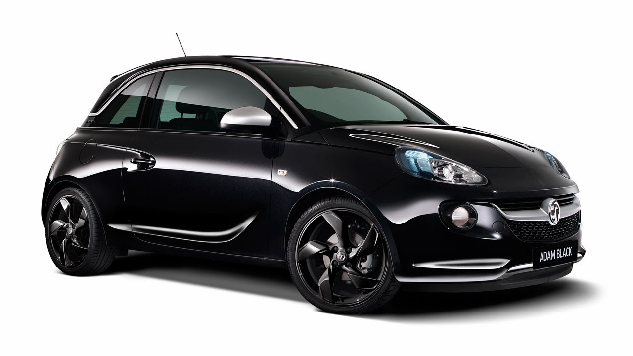 Vauxhall ADAM Black