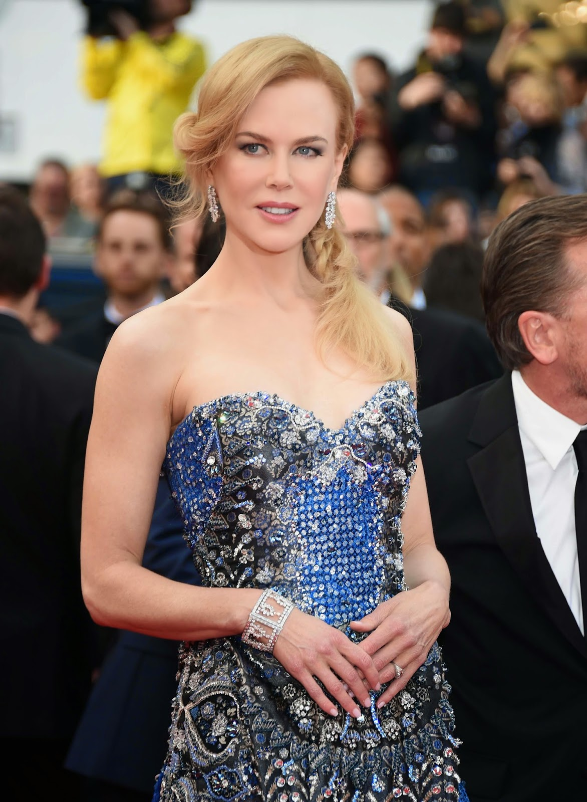 Cannes 2014, Nicole Kidman, Harry Winston