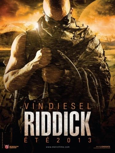 Film Riddick 2013 di Bioskop