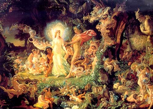 Image result for midsummer fairy blessings