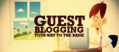 What Is Guest Blogging - Your way to the Bank by www.maxginez3.com